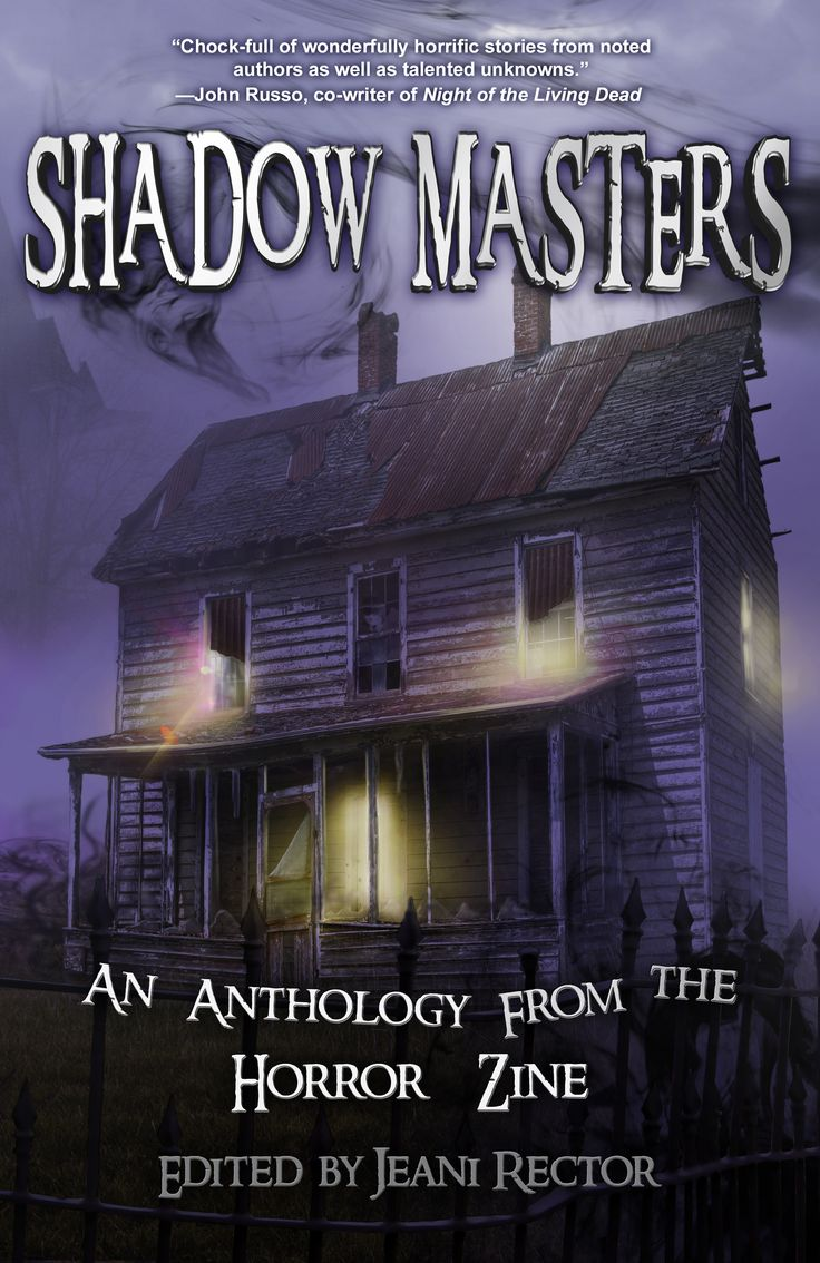 """Shadow Masters an anthology from the Horror Zine. Featuring my story """"Red Velvet"""" and new fiction by Graham Masterton, Bentley Little, Yvonne Navarro, Melanie Tem, Simon Clark, Scott Nicholson, Christian A. Larsen, Earl Hamner and more."""