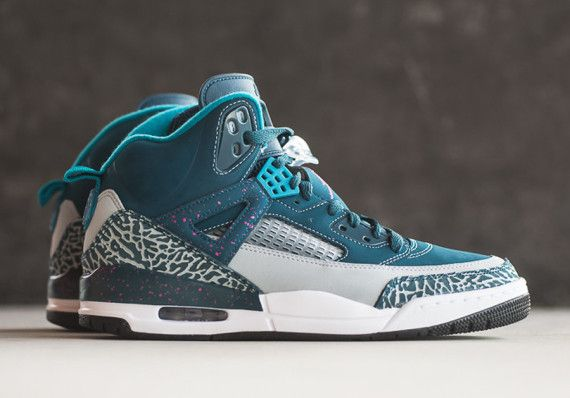 Jordan Spizike Space Blue
