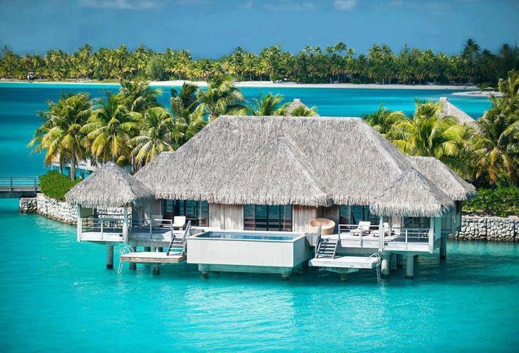 Amazing St.Regis, Bora Bora