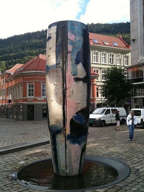 Resonance: Magne Furuholmen's jar in Bergen