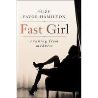 Fast Girl by Suzy Favor Hamilton.. True story that reads like fiction .. Good.. DR