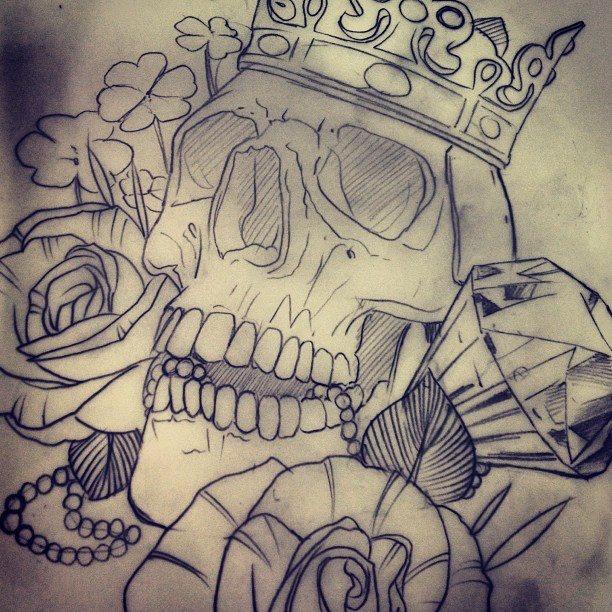 99 Best Tattoo Me Skulls Bones Amp Steampunk Images On