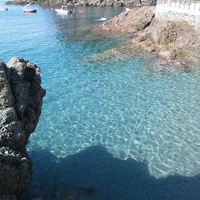 September in #Bonassola always offers a lot of satisfaction... Have a good bath! #CaduFerra #RivieradeiPromontori #Liguria