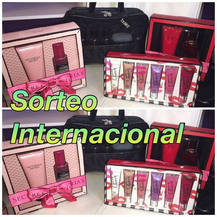 SORTEO INTERNACIONAL Abierto