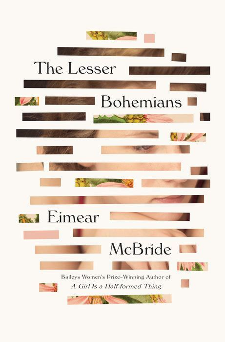 The Lesser Bohemians by Eimear McBride | 32 Of The Most Beautiful Book Covers Of 2016