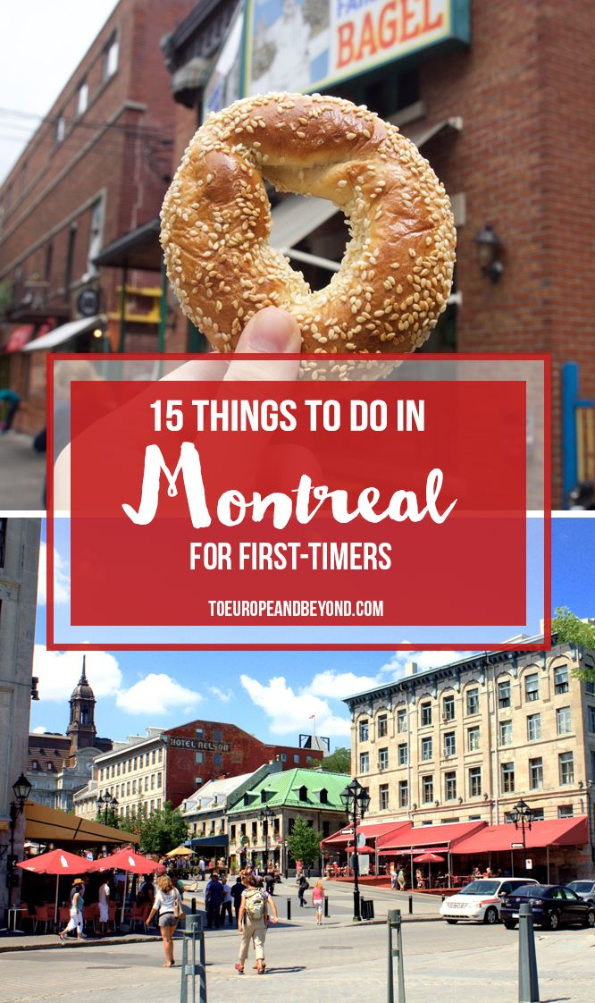 A list of 15 things to do in #Montreal, in no particular order, from markets to ice-skating to underground shopping to the most iconic dishes! http://toeuropeandbeyond.com/15-things-to-do-in-montreal/