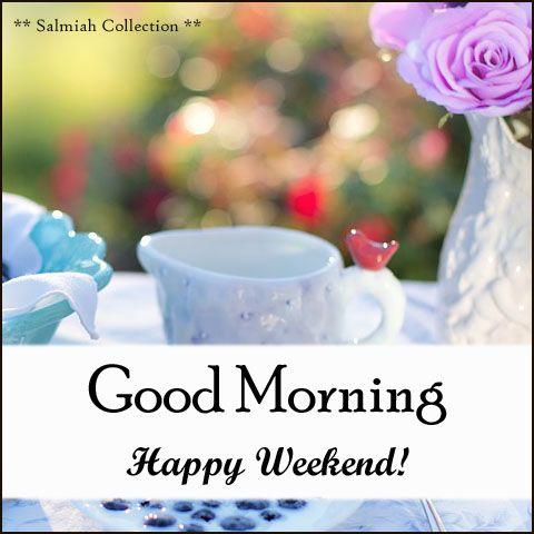 Salmiah Collection: Good Morning Wish 35