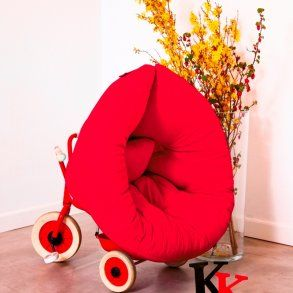 Baby Nest, børne stol med sovefunktion, 9 farver