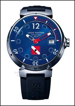 Louis Vuitton Diving Men's Watch