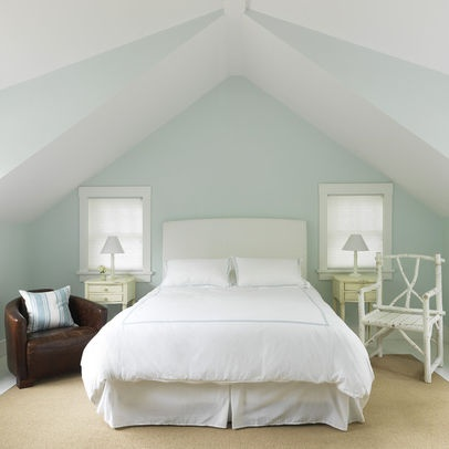 Behr Delicate Mist And Aqua Breeze. Find This Pin And More On Loft Bedroom  Colour Schemes ...