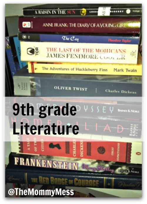 9th grade literature