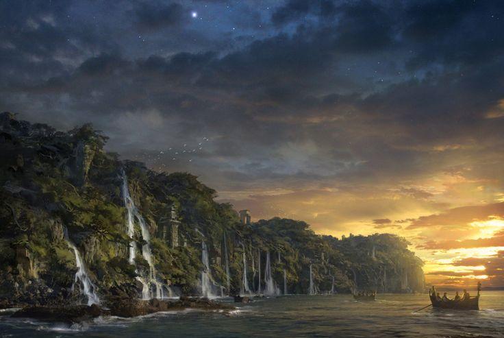 Island by Min Yum