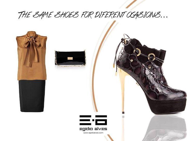 ❤️ SHOES & BAGS EGIDIO ALVES @egidioalvesshoes  #swarovski #boutique #girls #chic #bridal #wending #luxuryshoes #trends #newyork #hollywood #angola #australia #vanityfair #vogueparis #voguemagazine #vogueportugal #milano #models #italy #paris #portugueseshoes #qatar #vogueaccessory #fashion #fashionboutique #russia #egidioalves #bags #shoes #TheParisGuru