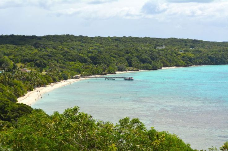 Things to do in Lifou without booking a shore tour!