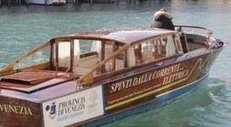 Venetië legt motorboten aan banden | Il Giornale, Italiekrant over Italiaanse zaken en smaken