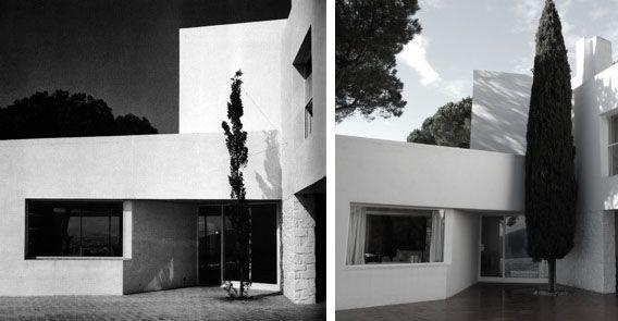 Casa Ugalde/ . José Antonio Coderch. 1952