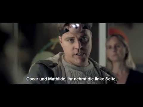 "Chocolat Frey Spot ""Dänemark"" - YouTube"