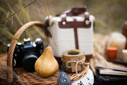 Винтажный пикник: годовщина Марьяны и Владимира