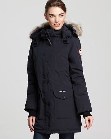 Canada Goose Expedition Parka Grå