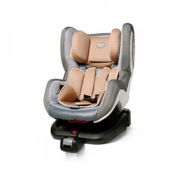 Silla de coche 0-18kg 4Baby Neo fix beige [NEOFIX BEIGE] | 189,00€ : La tienda online para tu peke | tienda bebe pekebuba.com