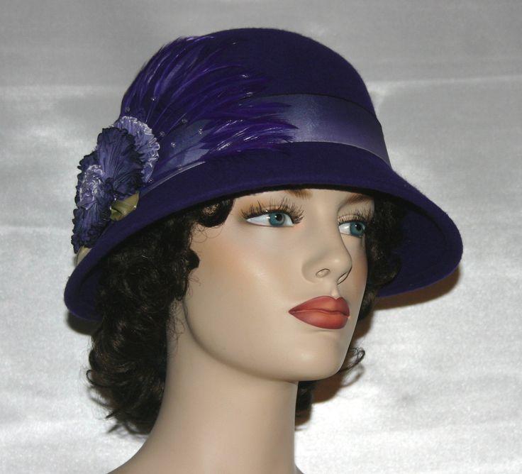 Iole Renaissance Hat Flapper 42NIaemJD
