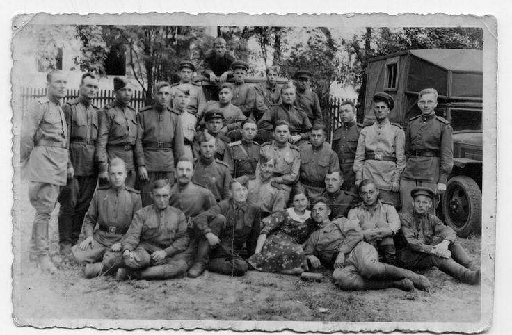 Герои Великой Отечественной войны –жители сел Коломенское, Дьяково, Садовники, Нагатино   МГОМЗ