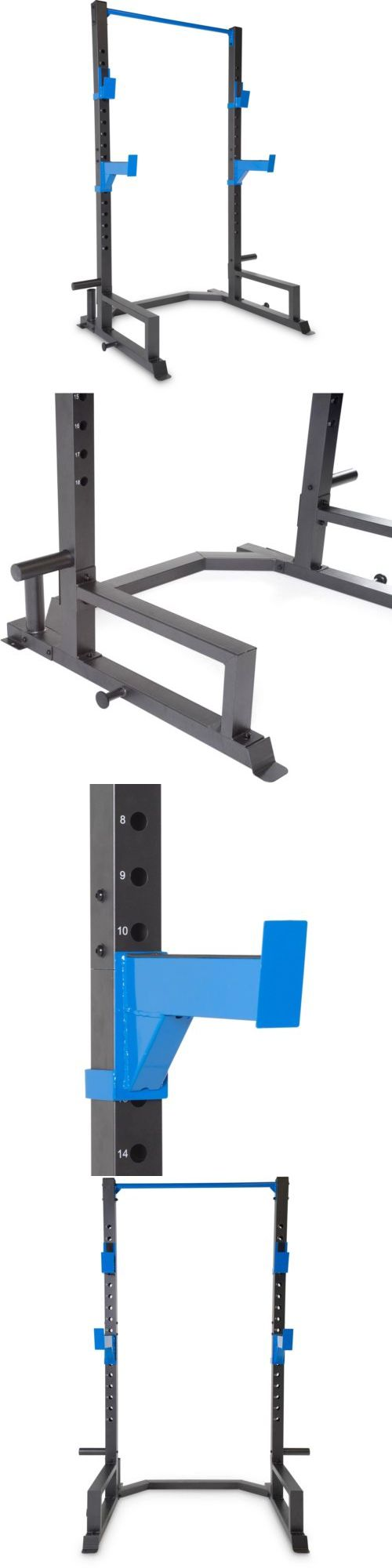 Power Racks and Smith Machines 179815: Power Lifting Cage Press Weight Rack Squat Fitness Pull Up Bench New -> BUY IT NOW ONLY: $201.13 on eBay!