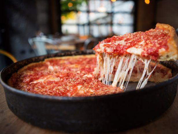 Chefs' Chicago Pizza Picks | FN Dish – Food Network Blog