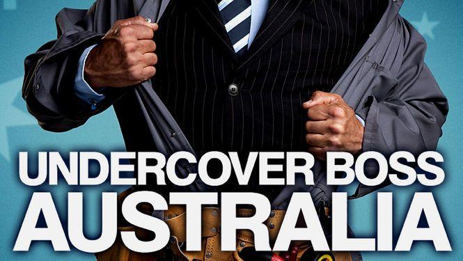 undercover boss netflix