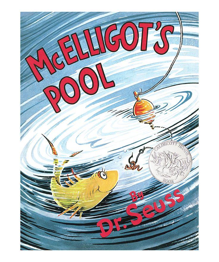 Mcelligot's Pool Hardcover