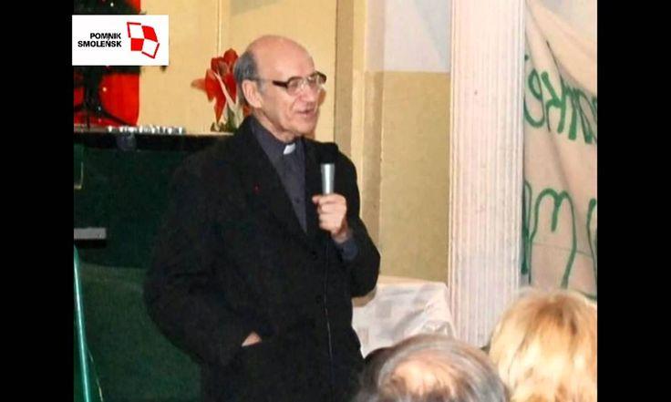 ks. prof. Michał Heller - My i Wszechświat