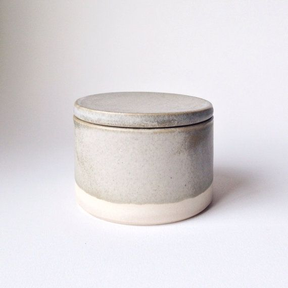 Paper & Clay | French butter dish