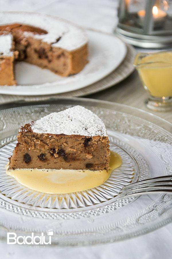 Torta di castagne all'emiliana - ricetta di Daniele Persegani