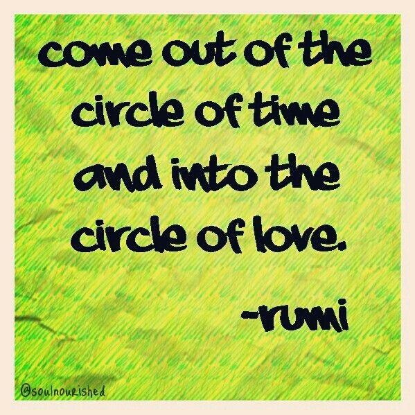 Rumi love quotes.