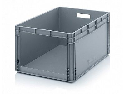 172 Litre Extra Wide Open Fronted Order Picking Stacking Container - Stackable Euro Storage Box