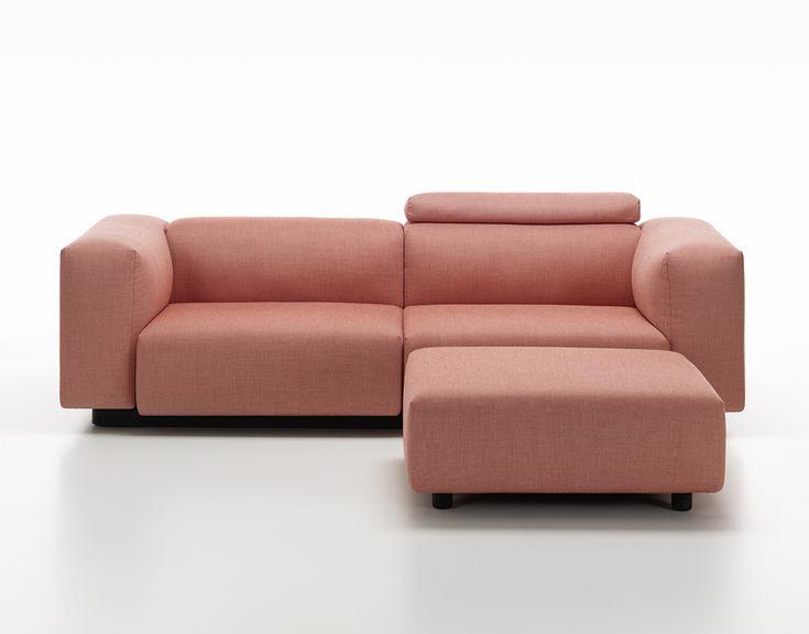 Sectional Sofa Soft Modular Sofa by Jasper Morrison for Vitra Soft Modular Sofa is a minimal sofa created by London based designer Jasper Morrison for Vitra