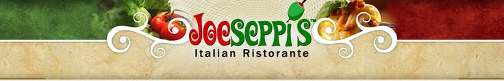 Joeseppis Italian Ristorante in Tacoma, WA- yummy restaurant and love the owner.
