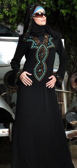 #Hijab Black Abaya.                                                                                                                                                                                 Más