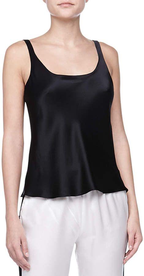Josie Natori Silk Camisole 95ab3cca1