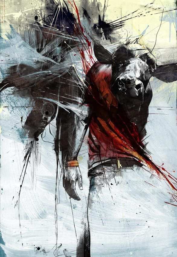 R-Visited by Russ Mills