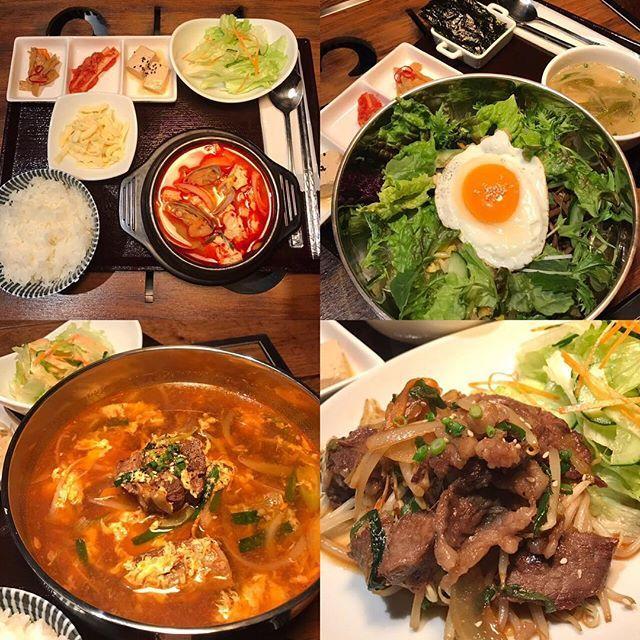 こんにちは! 鋳物焼肉3136です(#^.^#) . . 金曜のランチ、何を召し上がりますか? . 迷っている方、韓国料理はいかがでしょうか? . コラーゲンたっぷりなスープから、ボリューム満点の焼肉ランチまで . たくさんの方々のニーズに合わせてご用意しております(#^.^#) . . 11:30〜ランチ、始まります(#^.^#) . . #六本木 #完全個室 #鋳物焼肉 #焼肉 #表参道 #姉妹店 #韓国料理 #個室 #肉フェス #同伴 #個室焼肉 #隠れ家 #マッコリ #大江戸線 #yakiniku #韓国 #ハラミ #肉  #ユッケジャンスープ #石焼ビビンパ #サーロイン #イチボ #カルビ #ロース #ナムル