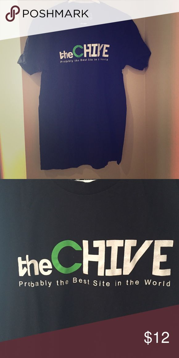 Men's Chive T-shirt The Chive shirt. In great condition. Very soft. Shirts Tees - Short Sleeve