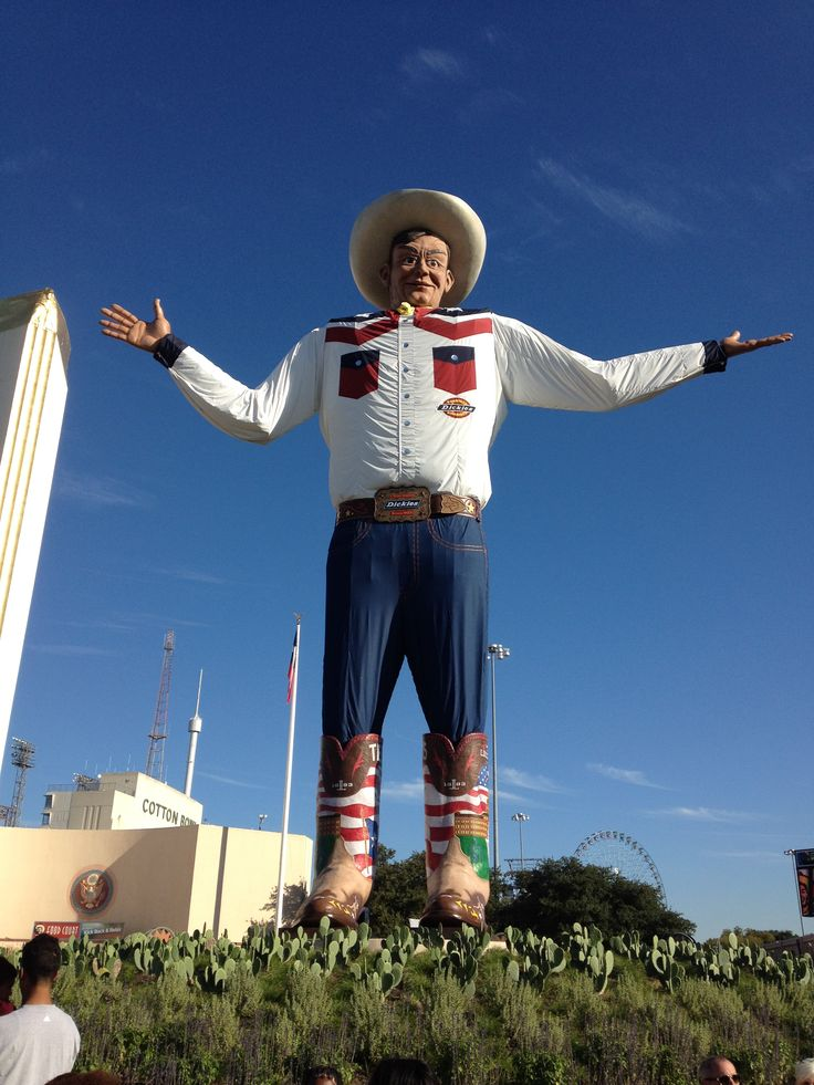 118 best state fair of texas images on pinterest midland texas the new rebuilt big tex 2013 publicscrutiny Image collections