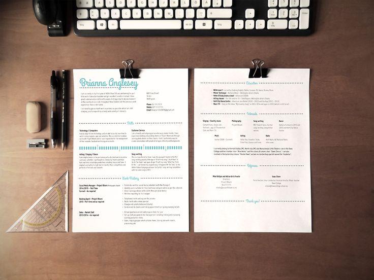 24 best Resume (CV) images on Pinterest Resume ideas, Creative - matte painter sample resume