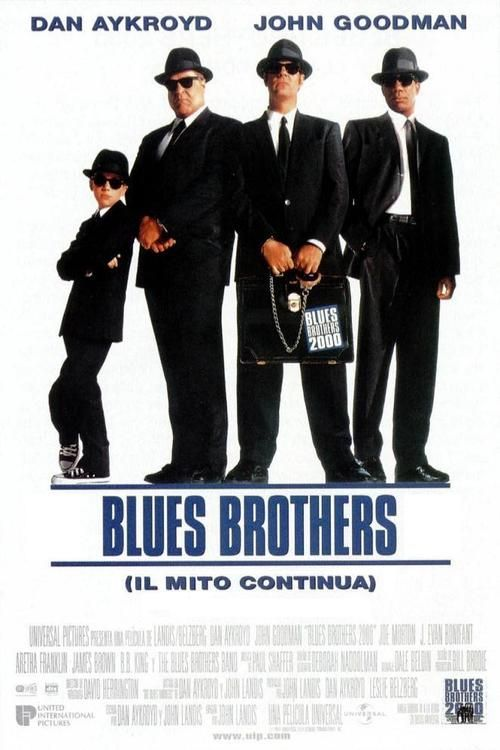 Watch Blues Brothers 2000 Full Movie Online