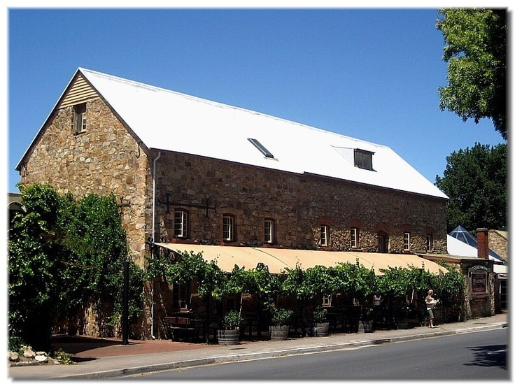 Hahndorf Old Mill in a gorgeous town in the Adelaide Hills visited 28/9/14