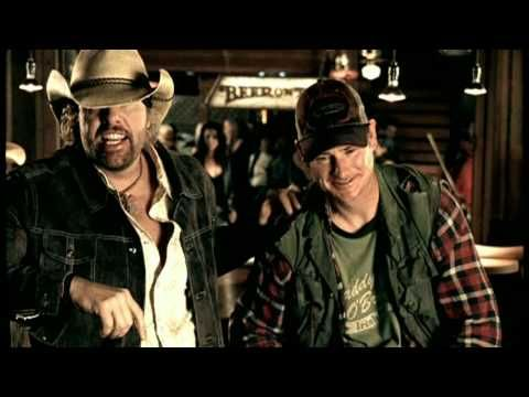 Ain't As Good As I Once Was .. Toby Keith .. I always get a kick out of his videos  :)