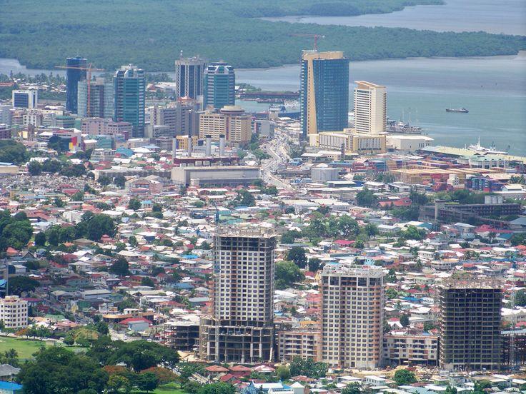 Port Spain Trinidad & Tobago | ... Port of Spain city, capital of the Republic of Trinidad and Tobago