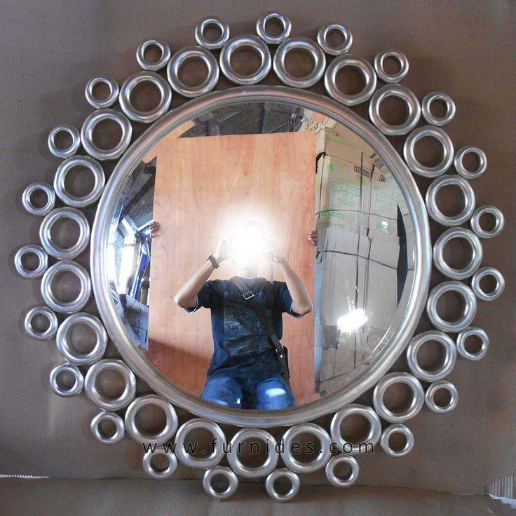 Hiasan Dinding Kaca Hias Minimalis | FurniDes.Com