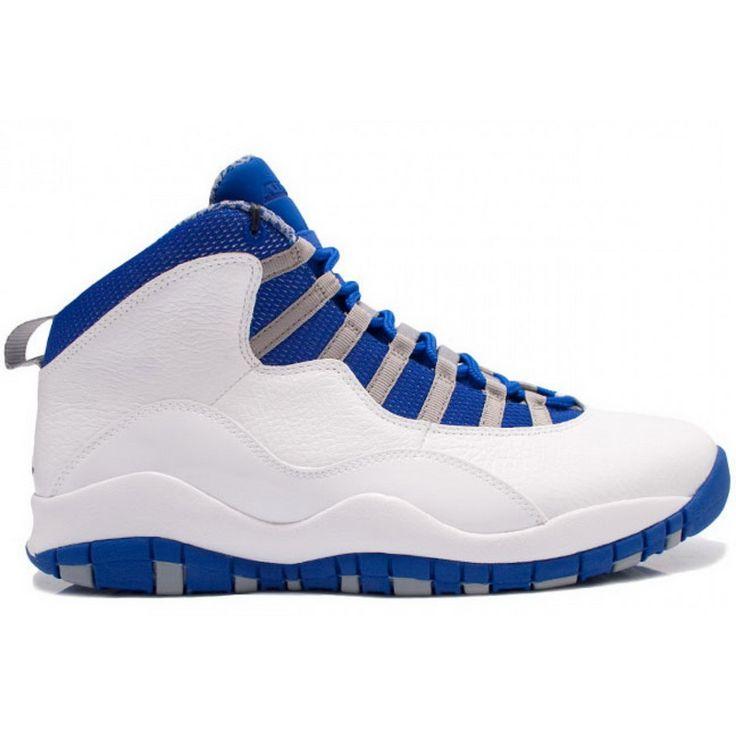 10 best images about Full Size 7-13 Jordan Retro Sport Blue 3s ...